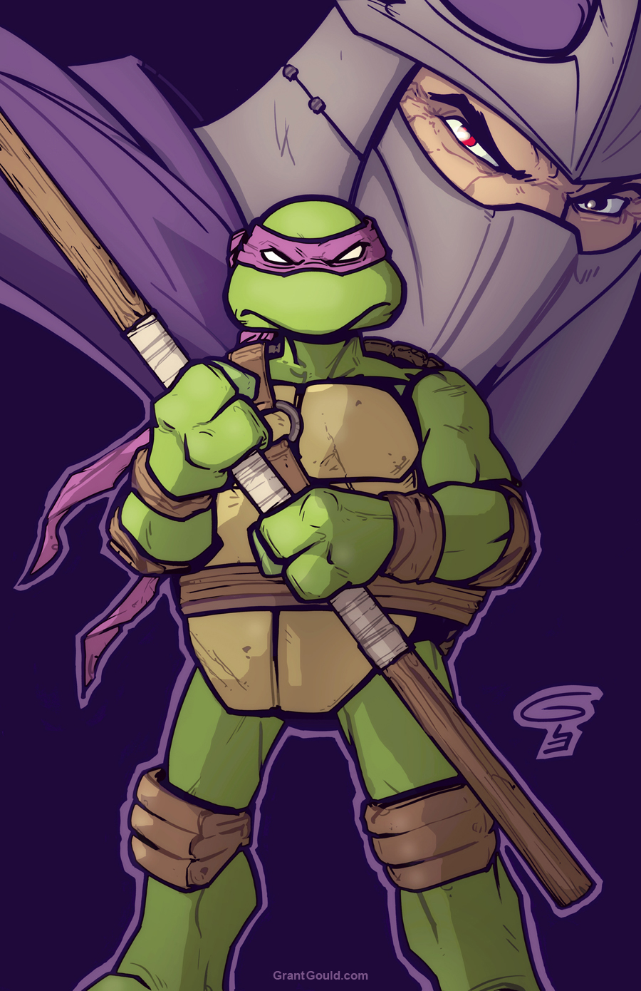TMNT Donatello by grantgoboom on DeviantArt