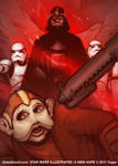 STAR WARS ILLUSTRATED: Darth Vader