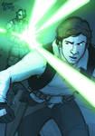 Star Wars Illustrated ESB: HAN SOLO