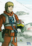Star Wars Illustrated ESB: LUKE SKYWALKER