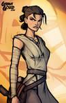 Rey: The Force Awakens