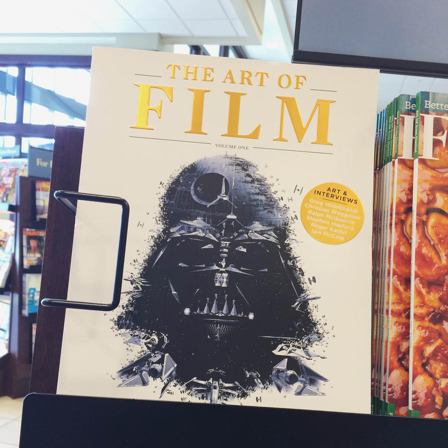 The Art of Film: Star Wars by grantgoboom