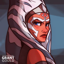 REBELS Ahsoka: Patreon News