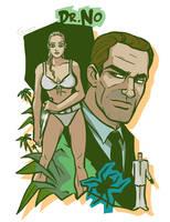 Dr. No by grantgoboom