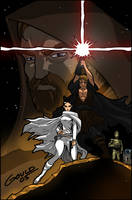 SW Prequel Poster by grantgoboom