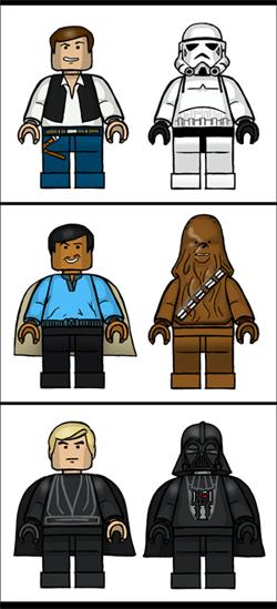 lego star wars clipart - photo #27