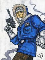Han in Hoth Gear by grantgoboom