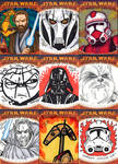 Revenge of the Sith Cards