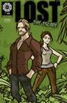 LOST Comic Cover