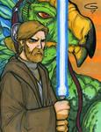Obi-Wan and Boga