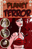 GRINDHOUSE Planet Terror