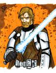 Clone Armor Obi-Wan