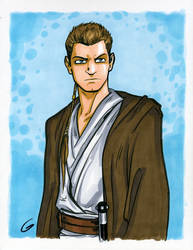 Episode I Obi-Wan by grantgoboom