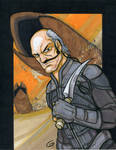 Gurney from Dune