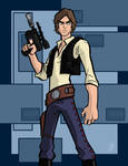 SOLO animated style