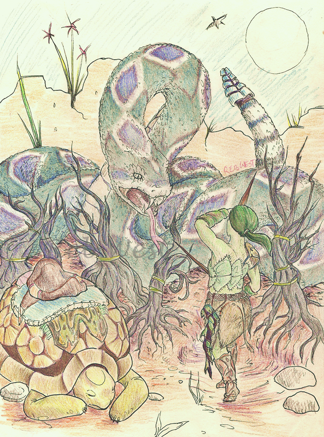 Dragonslayer by lifeofalimabean