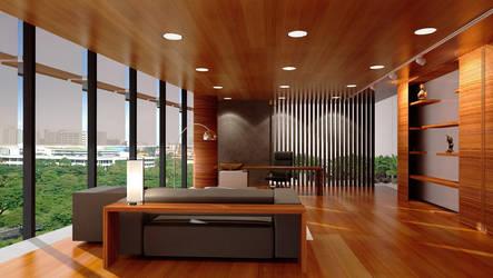 Oberoi Office by kumataro