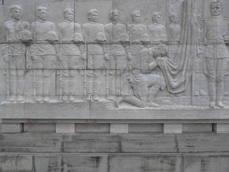 Sarcophagus in Treptower Park