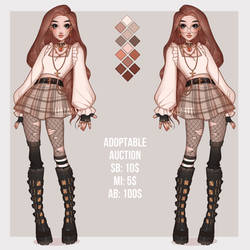 [CLOSED]Adoptable Auction no. 24