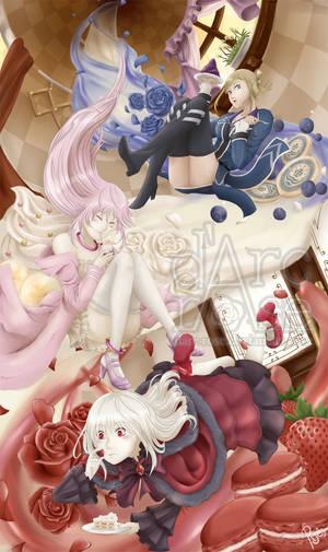 K Girls by darc-rose