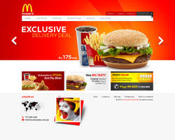 mcDonalds Pakistan by ebugz