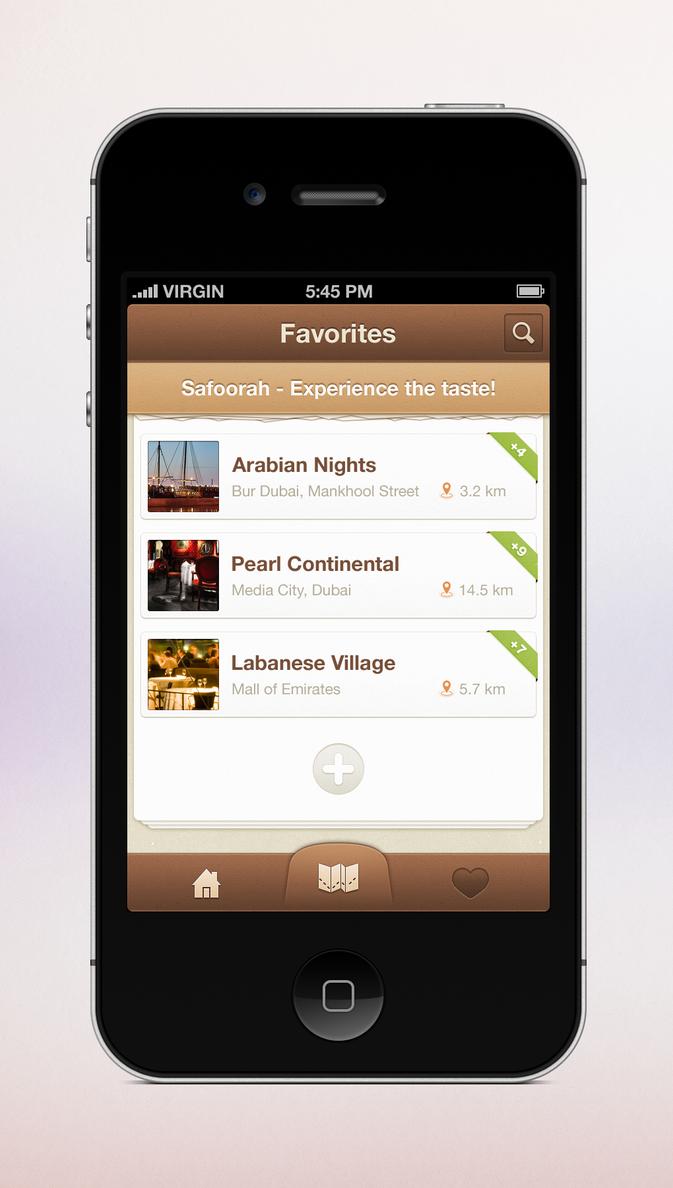 IOS App by ebugz