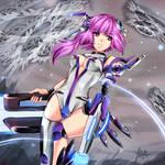 Mayumi Android (OC)
