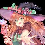 [CM] Flower Witch