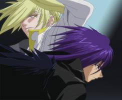 Krad and Dark