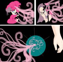 Dark Shadows Pinkie Pie by AppleCider1412