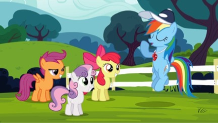 Flight To The Finish S4 E5 by AppleCider1412