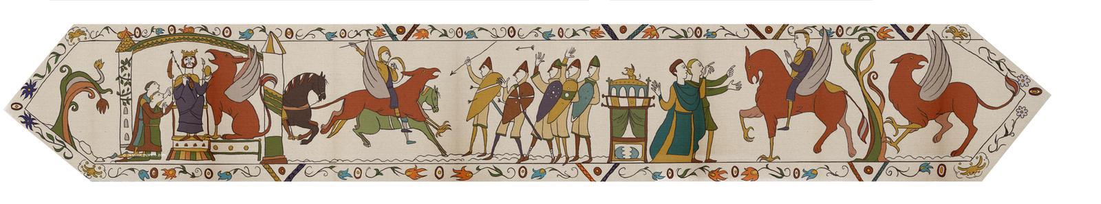 Tapestry Part 1 by pixarjunkie