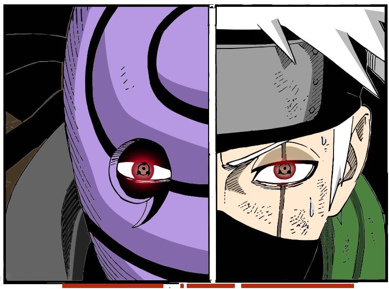 Sebelumnya Serangan dari strategi Kakashi akhirnya bisa mendaratkan