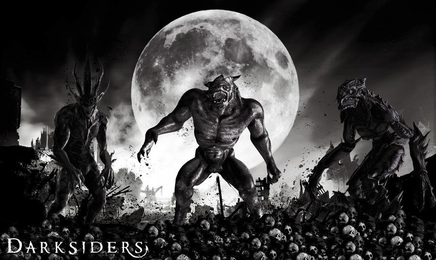 ++..Darksider-Monster..++ by random-victory