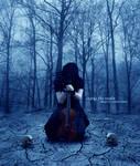 ++..Crying the violin..++