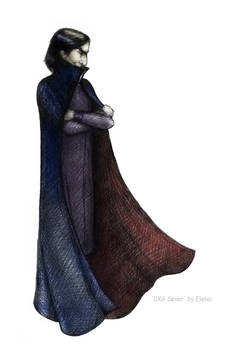 Severus Snape from DKG ff