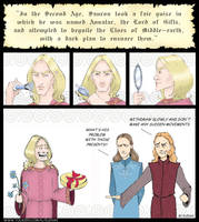 Comic: Annatar by Elenai