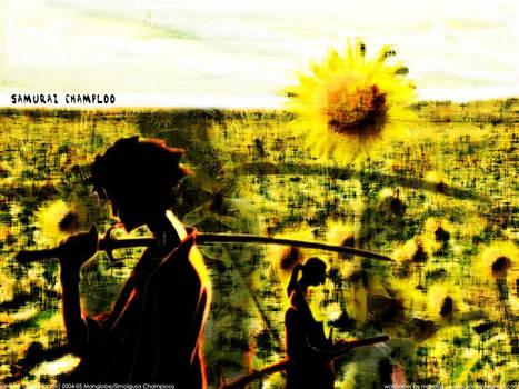 Wallpaper: Samurai Champloo