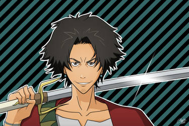 Armed And Mildly Threatening by Samurai-Champloo-Clu