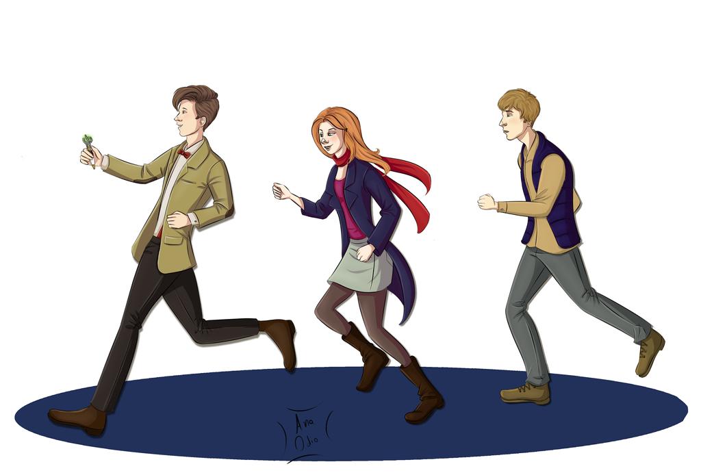 Run! by anaodio