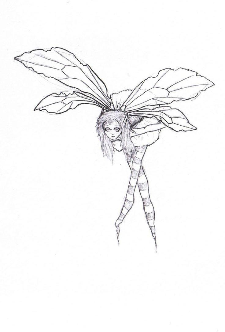 Fairy by Evil-Jeebit on DeviantArt