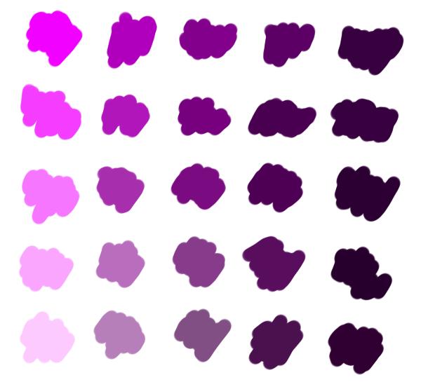 Purple by dangershy