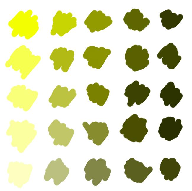 Yellow by dangershy