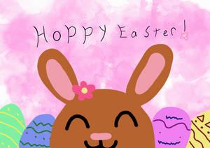 Hoppy (Early) Easter!