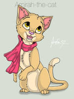 Meow by Art-by-Ling