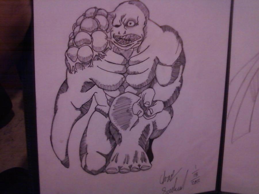 Monster by Mejikojin
