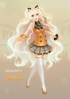 Vocaloid 3 : SeeU by subaru01rins