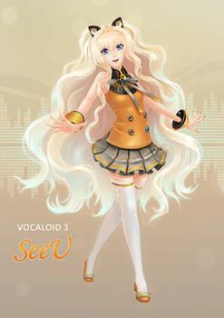 Vocaloid 3 : SeeU