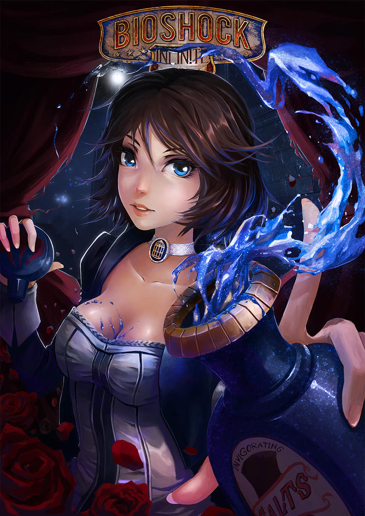 Bioshock Infinite : Elizabeth by subaru01rins