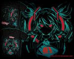 I AM YOUR MELODY (Hatsune Miku T-Shirt contest )